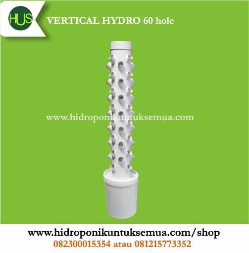 vertical hidroponik 60 lubang