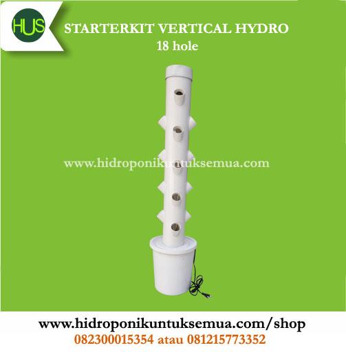 vertical hidroponik