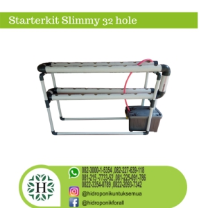 Starterkit NFT 32 hole new model SLimmy