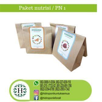 Paket nutrisi 1 / PN 01