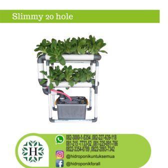 Slimmy 20 hole paket lengkap dan murah