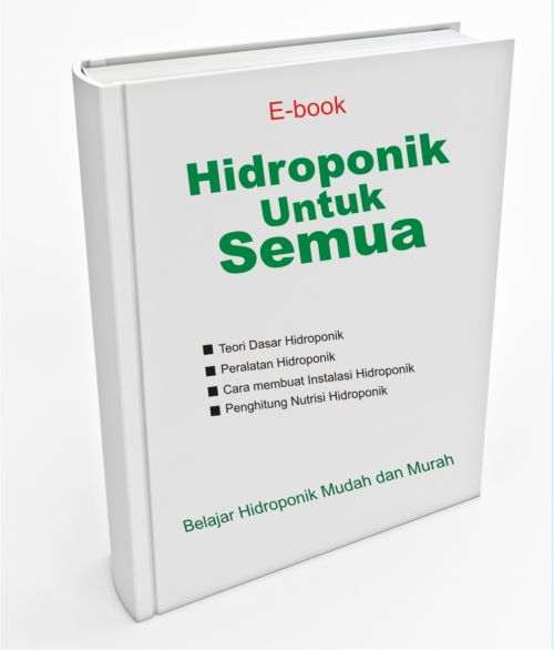 ebook buku menanam hidroponik