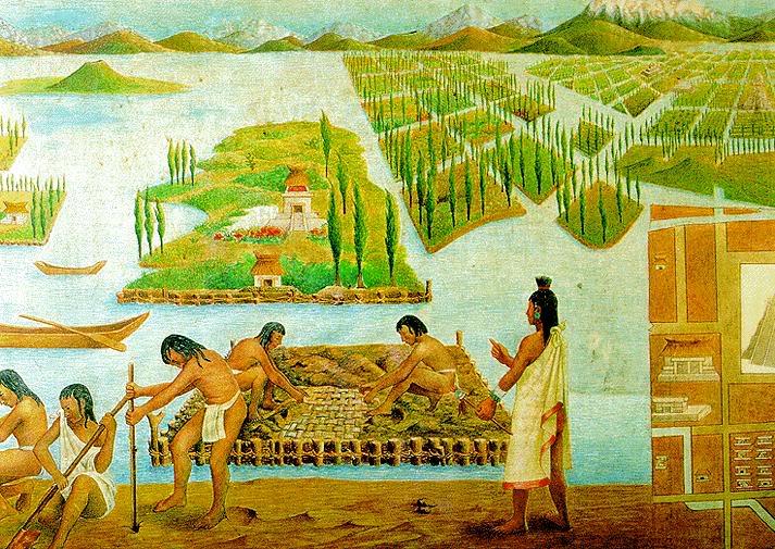 sejarah hidroponik