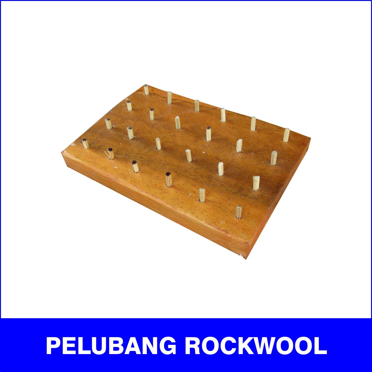 Pelubang Rockwool